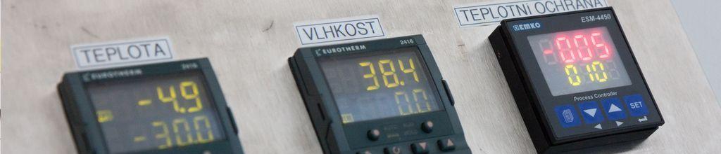 AKREDITOVANÁ Laboratoř klimatických zkoušek